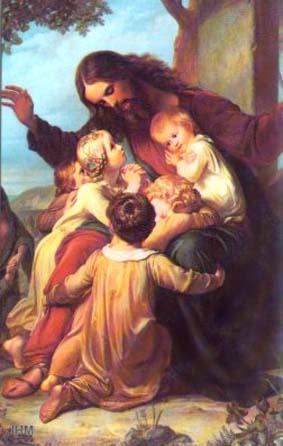 jesus-ama-os-pequeninos