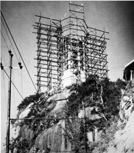 8353d38c61d Hoje é comemorado os 80 anos da inauguração da Estátua do Cristo ...