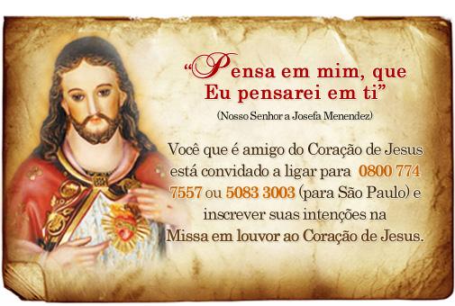 Resultado de imagem para apostolado do sagrado coração de jesus