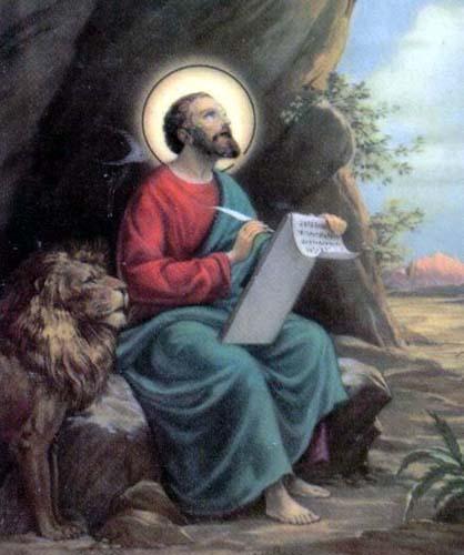Resultado de imagem para são marcos evangelista