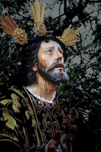 Agonia de Jesus no Monte das Oliveiras, ou jardim do Getsemani
