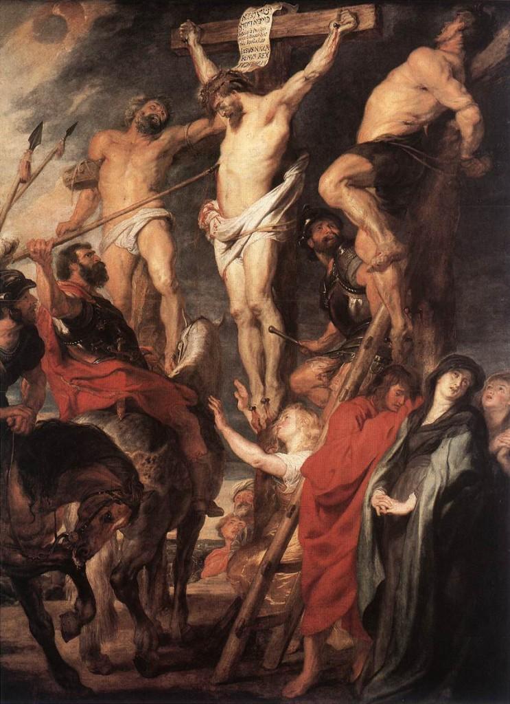 Crucifixão de Nosso Senhor