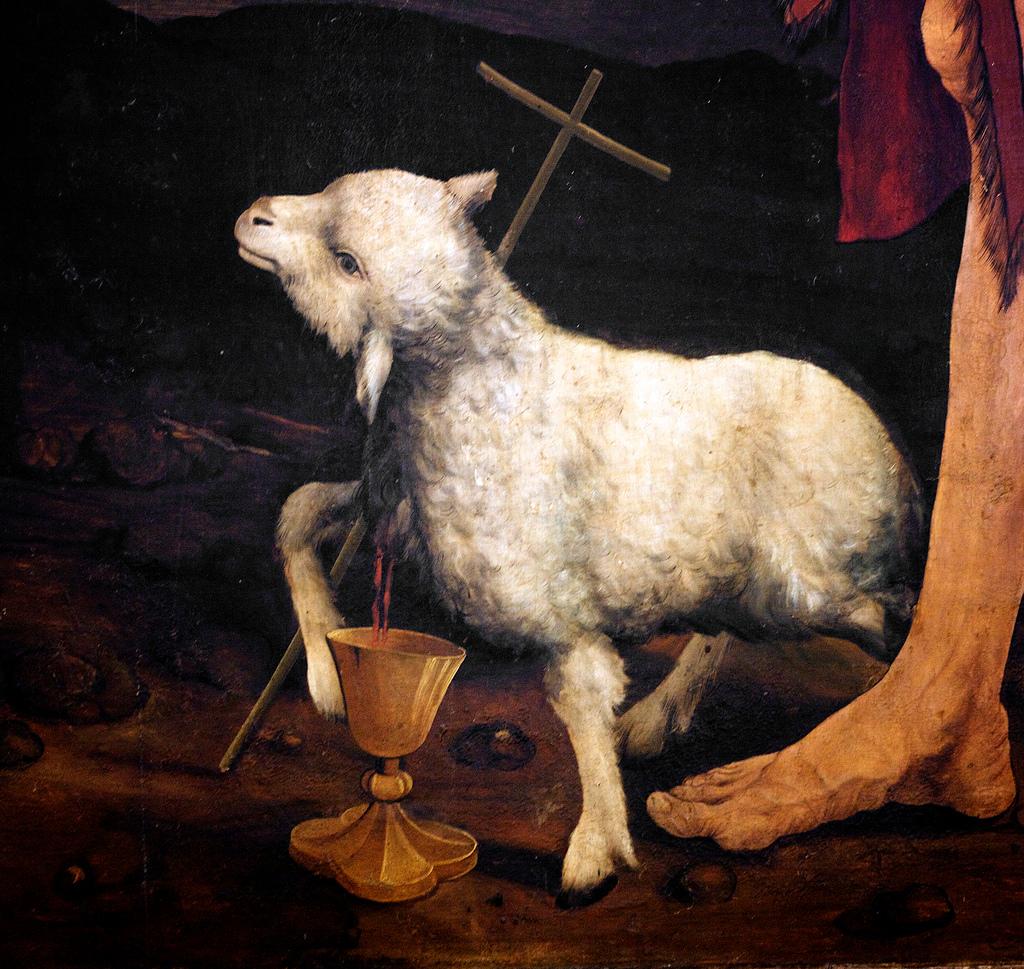 Eis o Cordeiro de Deus