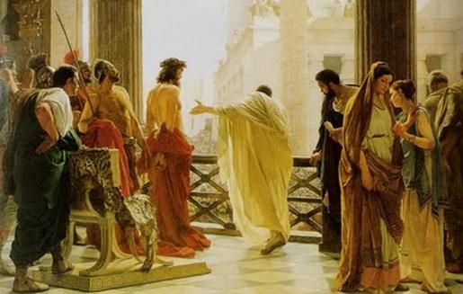 Apresentação e Condenação de Nosso Senhor