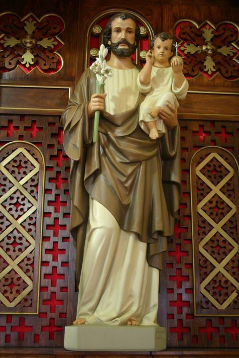 São José, protetor da Igreja