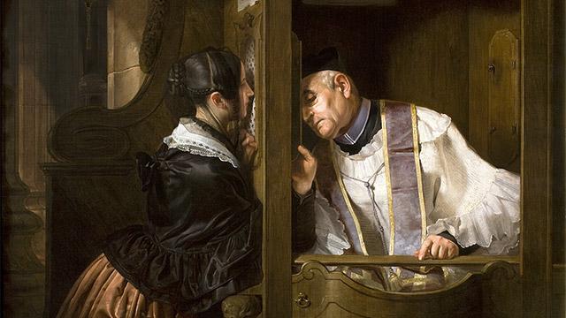 Faltar à Confissão, ou fazer Confissões mal feitas, são um caminho certo para o Inferno...
