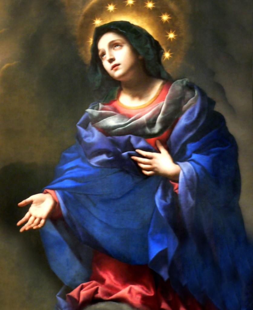 verdadeira humildade de Nossa Senhora