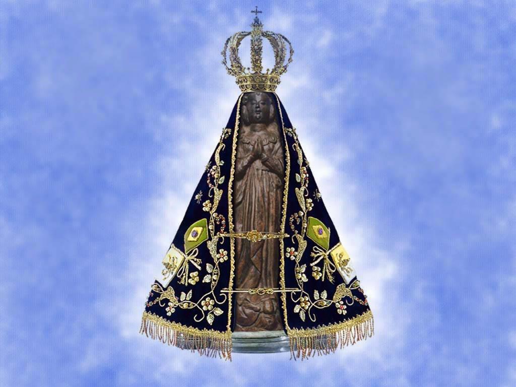 Nossa Senhora da Conceição Aparecida, Padroeira do Brasil.