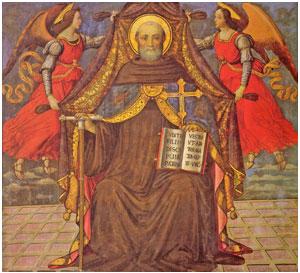 São João Gualberto, o santo que por amor a Nosso Senhor Jesus Cristo soube perdoar.