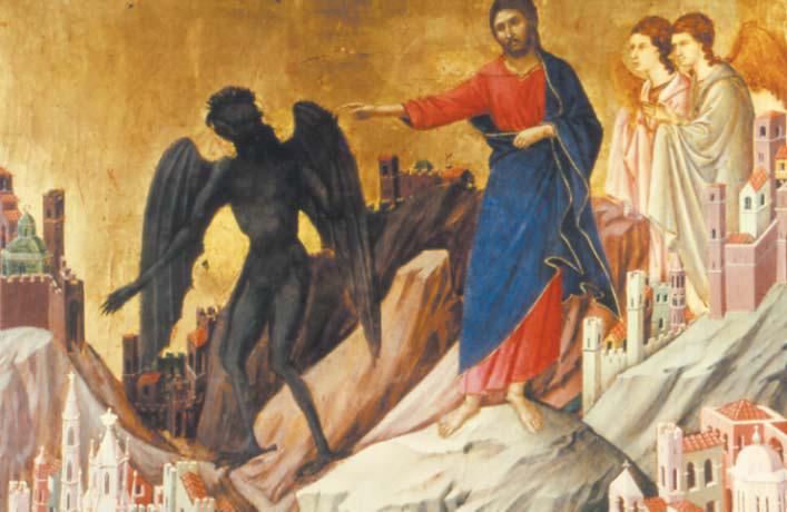 Nosso Senhor expulsa os demônios!