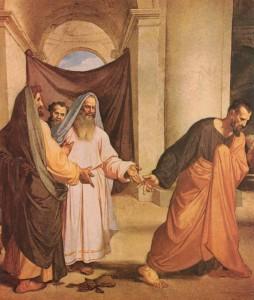 O Remorso de Judas o traidor!