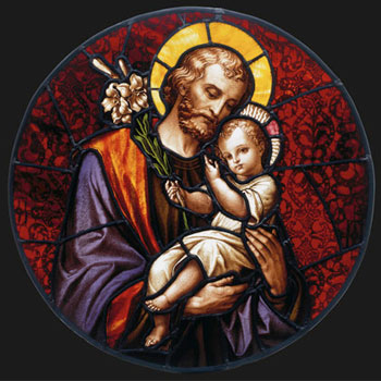 São José o Protetor da Santa Igreja.