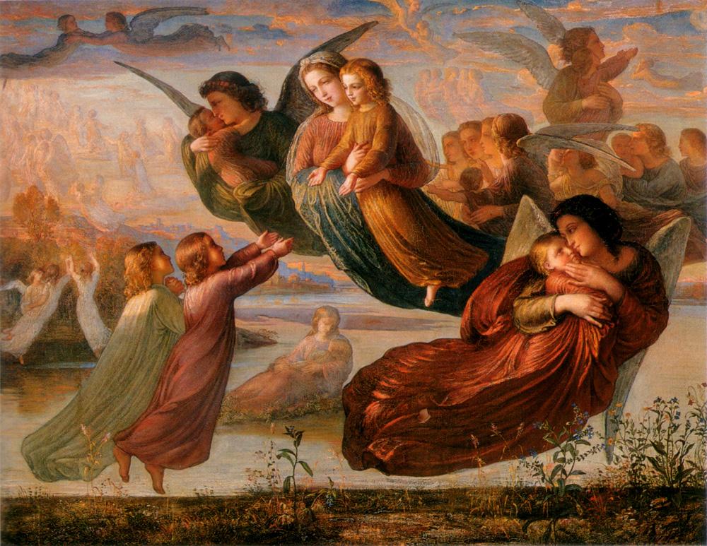 No Céu, ainda viveremos com nossos parentes, assim como Nosso Senhor ainda é, e será eternamente, Filho da Virgem Santíssima
