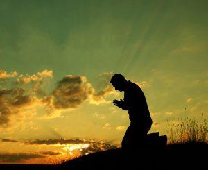 Oração, a melhor arma contra o pecado!