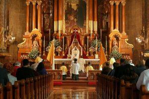 Importância de ir na Santa Missa