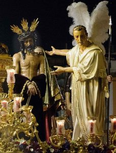 Pilatos apresenta Jesus, Sevilha