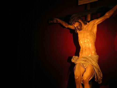 Nosso Senhor na Cruz
