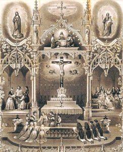 A Cruz de Cristo, o centro da vida de todo cristão