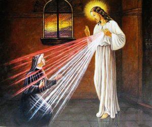 Aparição de Nosso Senhor a Santa Faustina