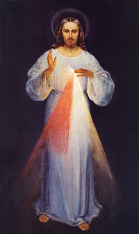 Divina Misericórdia do coração de Nosso Senhor