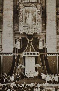 Missa de canonização de São Pio X