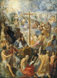 Santa Cruz, fonte de vida e salvação