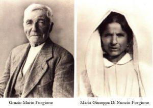 Pais do padre Pio