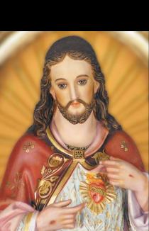 Clique aqui e torne-se um membro do grupo Famílias do Sagrado Coração de Jesus