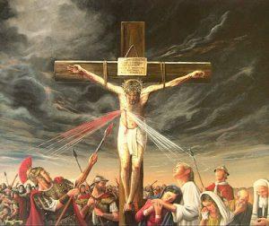 Jesus perfurado