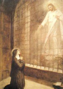 Margarida e o Coração de Jesus