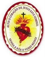 escudo sagrado coração de jesus