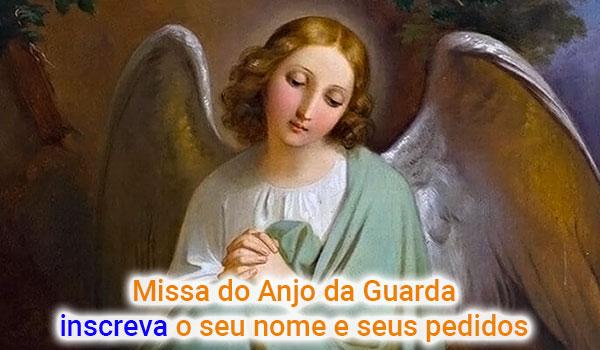 Missa Anjo da Guarda