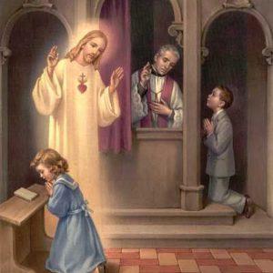 Coração de Jesus confissão