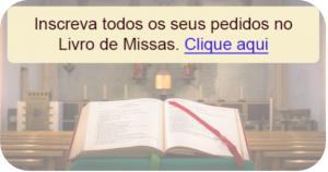 Botão Livro de Missas