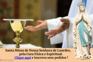 Botão Nossa Senhora de Lourdes (1)