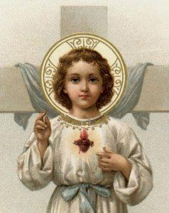 Coração Menino Jesus