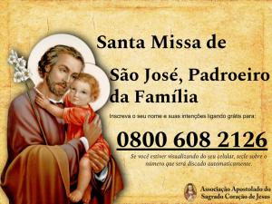 São José Santa Missa