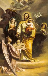 São José e Anjos