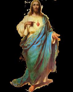 Sagrado Coração de Jesus!