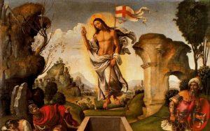 Domingo de Páscoa! Ressurreição do Coração de Jesus