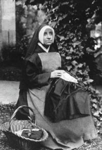soror Josefa Menendez religiosa
