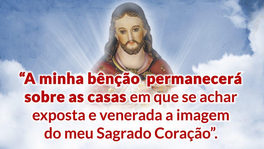1ª Promessa do Sagrado Coração de Jesus