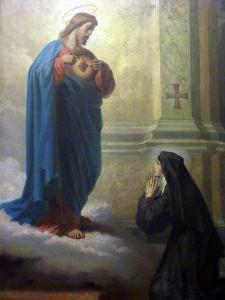 Santa Margarida Maria: A grande mensageira do Sagrado Coração de ...
