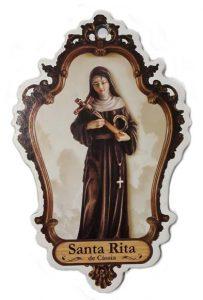 Santa Rita de Cássia - Quadro