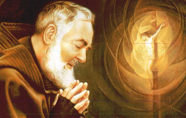 Padre Pio - Jesus Cristo