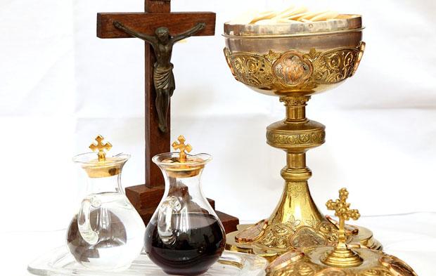 Eucaristia - Hóstia - Imagem Destacada 2