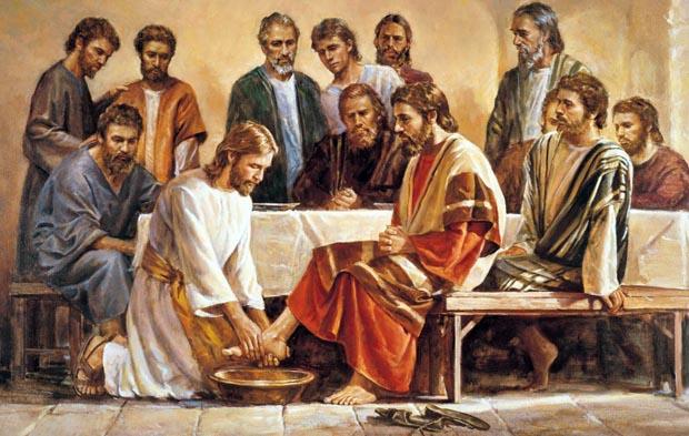 Jesus - Humildade