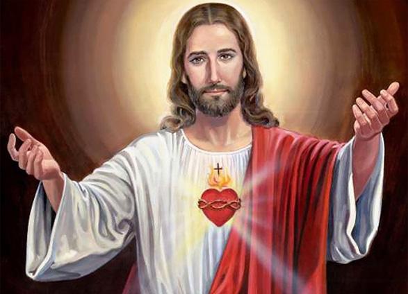 Sagrado Coração de Jesus 18