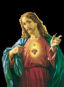 Sagrado Coração de Jesus - Sem Fundo 2