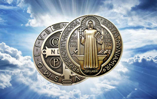 Medalha de São Bento 1